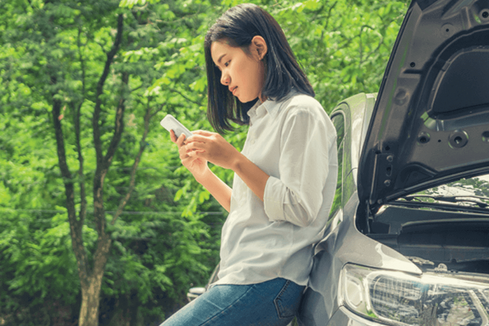Advantage Rewards Checking Comes with Roadside Assistance