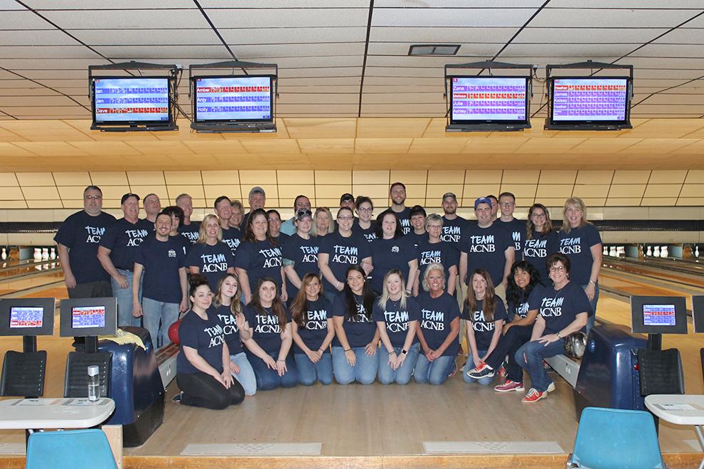 Bowling Team - Gettysburg