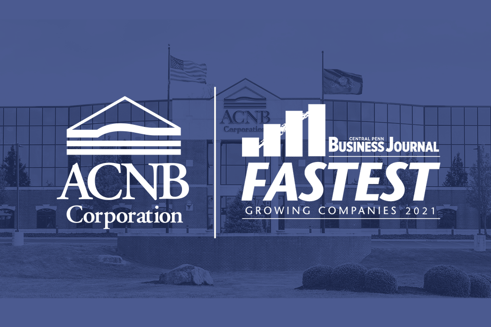 ACNB named top 50