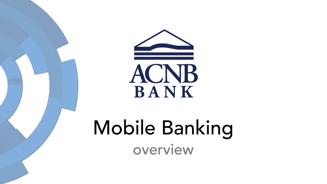Mobile Banking Overview