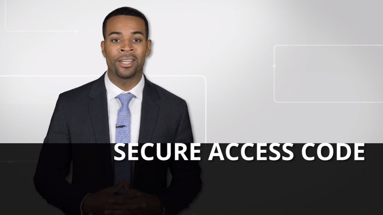 Secure Access Code