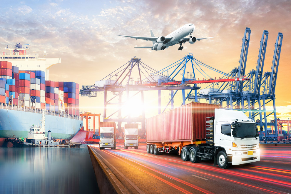 Shortage and Bottlenecks Expose Weak Links in U.S. Supply Chains