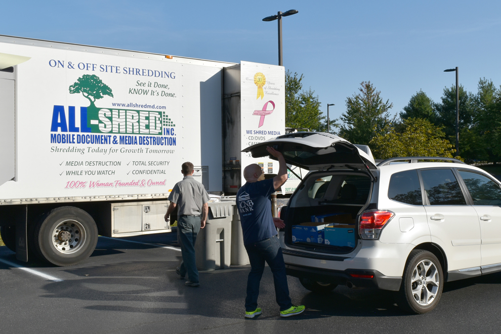 Shred Day Event for 2020