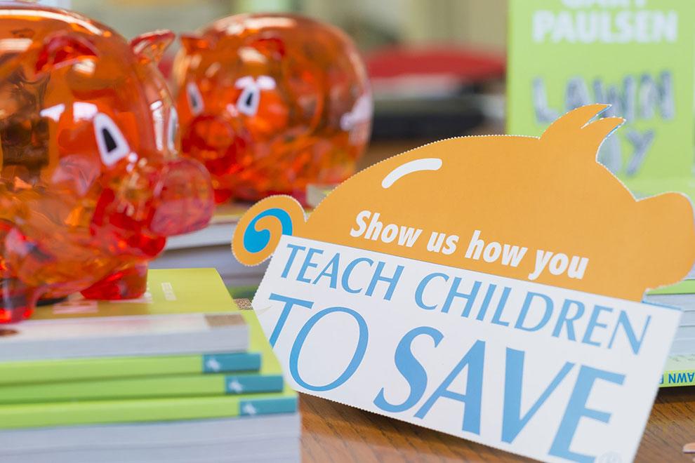 Teach Children to Save